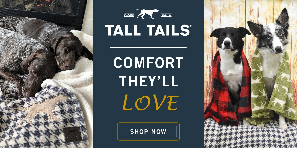 Dog Bedding, Toys, and Gifts by Tall Tails