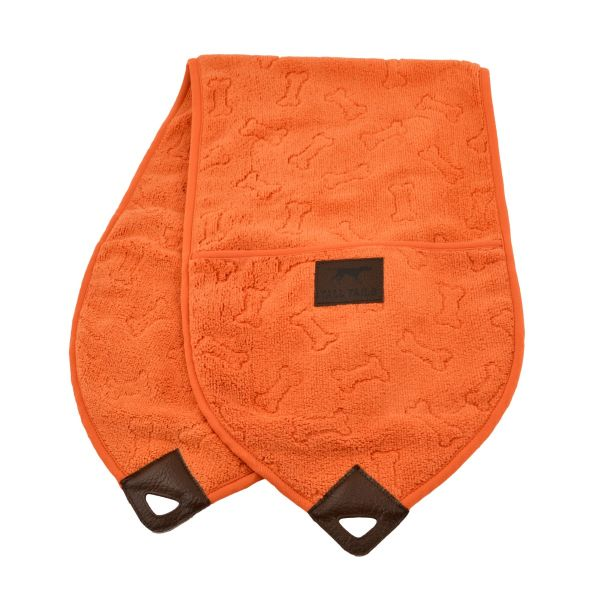 Pocket Dog Towel